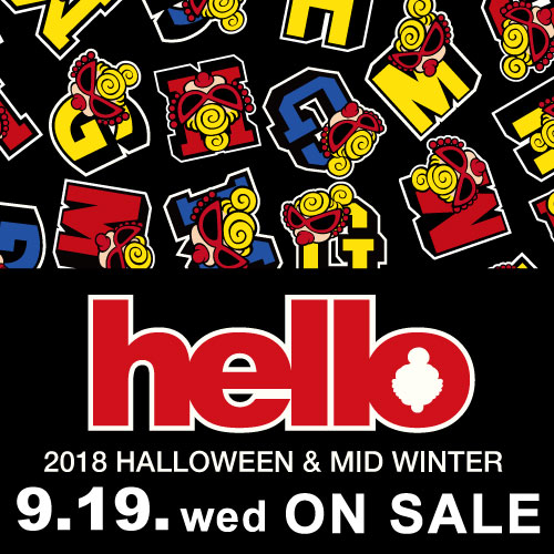Hysteric Mini Direct Web Official Online Store_500 × 500_1のバナーデザイン