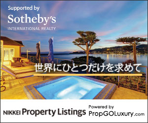 Sotheby's_300 x 250のバナーデザイン